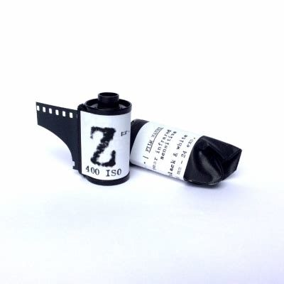 "WASHI Film ""Z"" 135 ISO 400 24 Images – Near infrared Film"