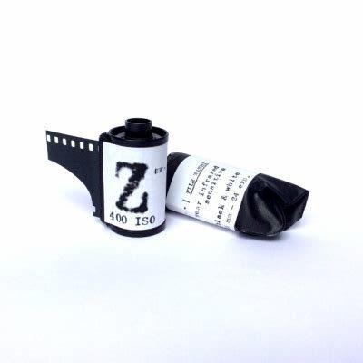 "WASHI Film ""Z"" 135 ISO 400 24 Bilder – Nahe Infrarot"