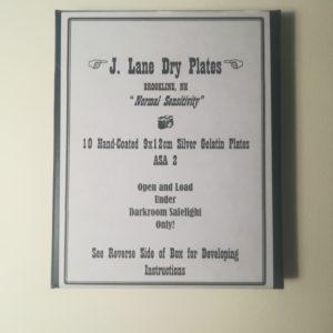 Jason Lane Trocken-Glasplatten 9x12cm