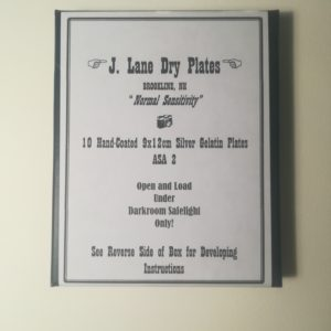 Jason Lane plaque sèche 9x12cm