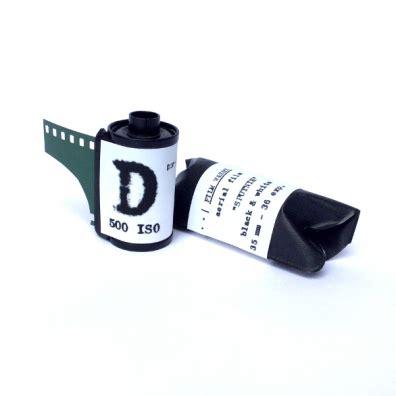 """WASHI Film """"D"""" 135 ISO 500 36 Photos – Film de surveillance aérienne"""