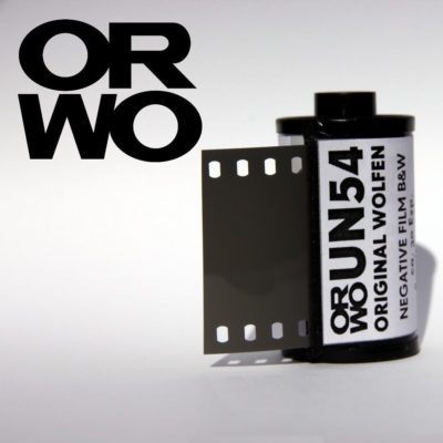 ORWO UN54 Film ISO 100 135 30 Bilder