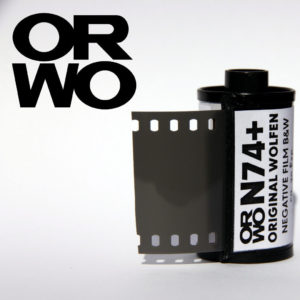 ORWO N74 plus Film ISO 400 135 (Last Chance)