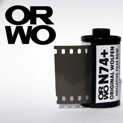 ORWO N74 plus Film ISO 400 135 (Last Chance)