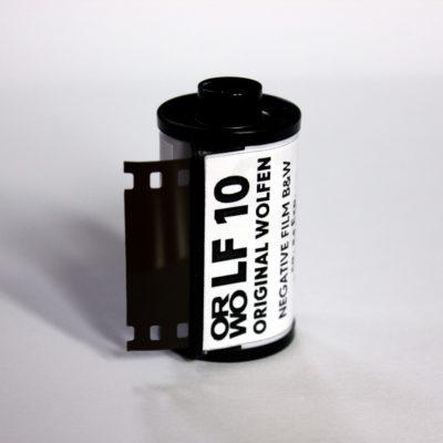 ORWO LF10 Film ISO 6 135
