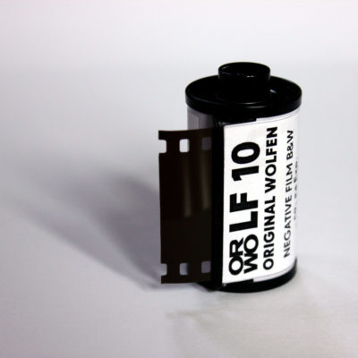 ORWO LF10 Film ISO 6 135 24 Images