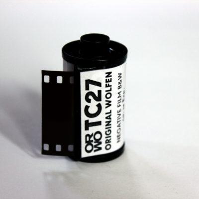 ORWO TC27 Film ISO 400 135