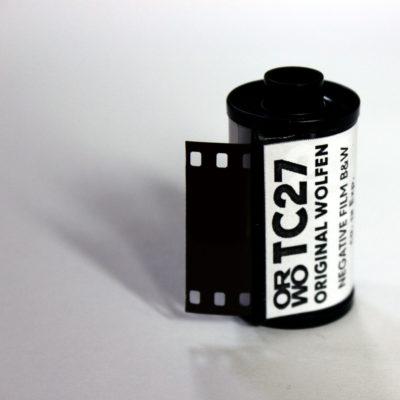 ORWO TC27 Film ISO 400 135 12 Bilder