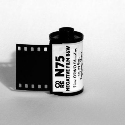 ORWO N75 Film ISO 400 135