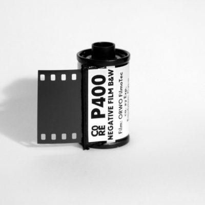ORWO P400 Überwachungsfilm ISO 250 / 25°